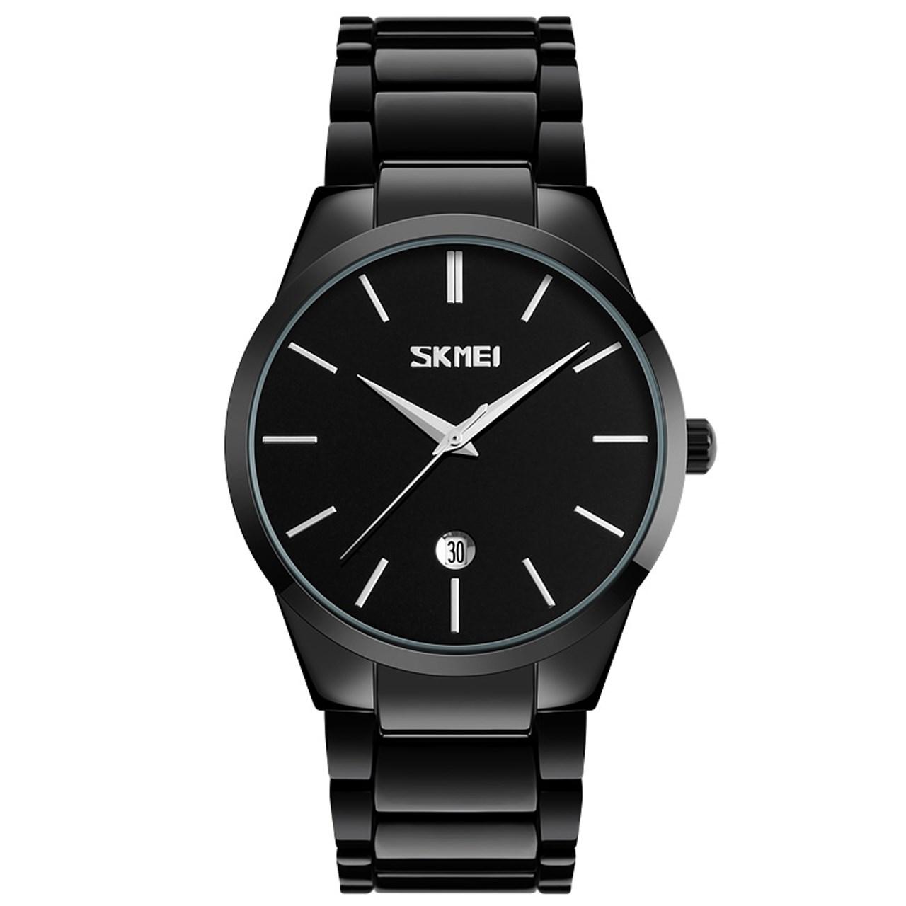 ساعت مچی عقربه ای مردانه اسکمی مدل9140 کد 01              ارزان