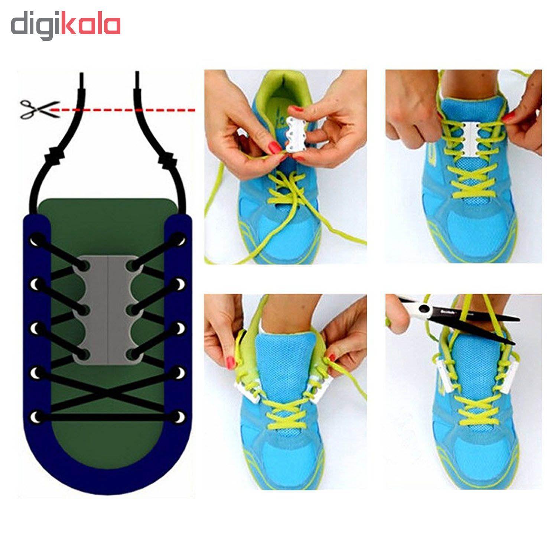 بند کفش مغناطیسی بستاک مدل A.R main 1 15