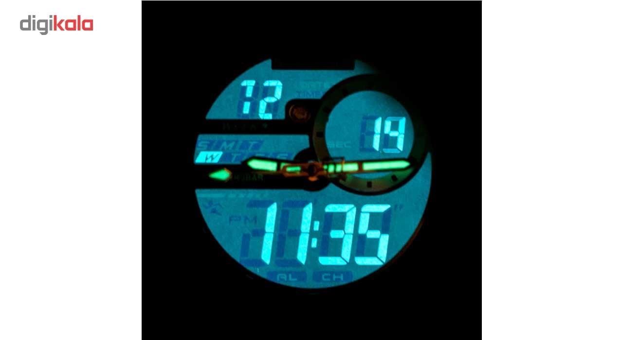 ساعت مچی عقربه ای مردانه مدل NF9120