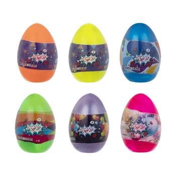 تخم مرغ شانسی وو تویز مدل A409 مجموعه 6 عددی