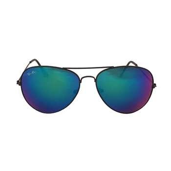 عینک آفتابی رون بی مدل Aviator Mirror