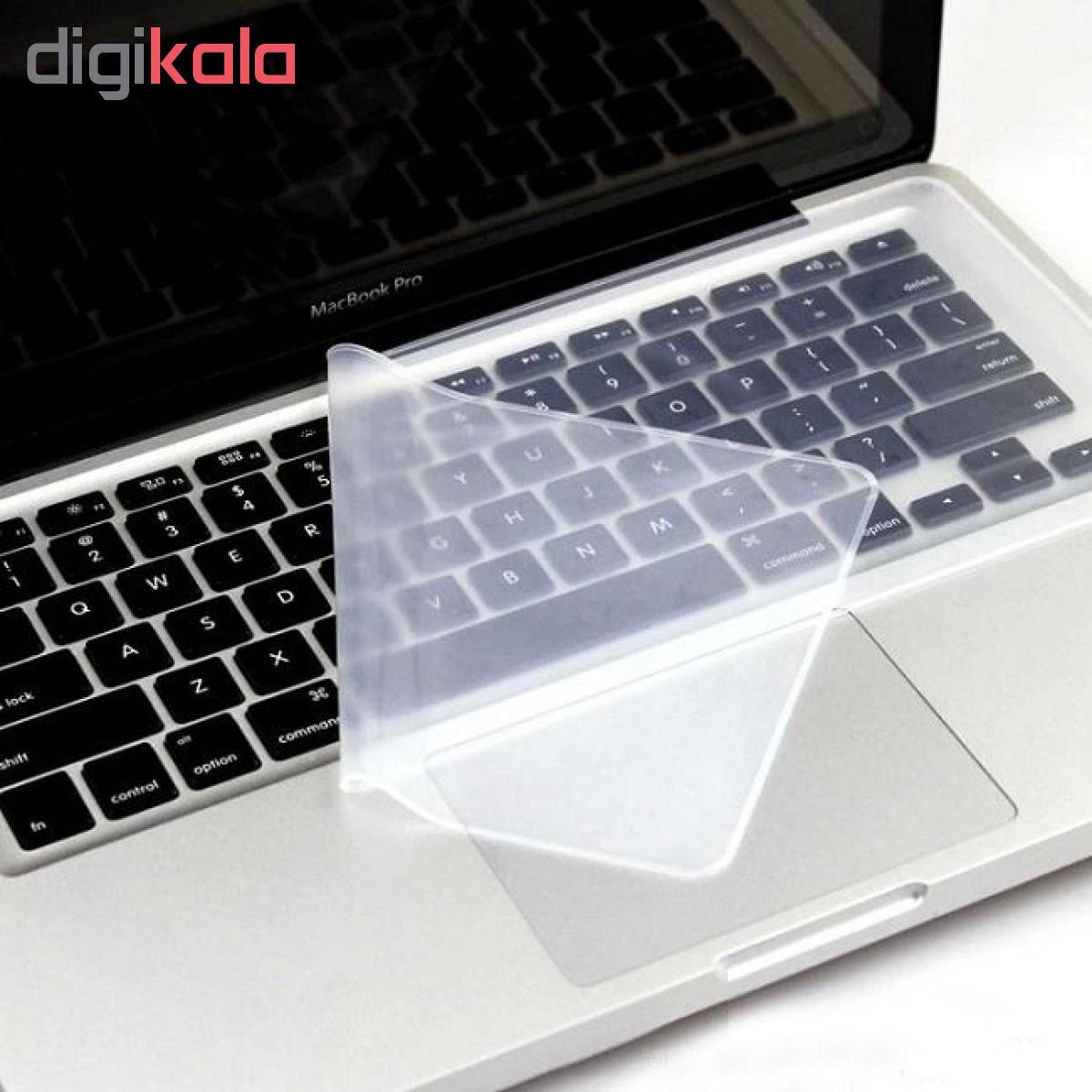 محافظ کیبورد مدل NOTEBOOK مناسب برای لپ تاپ های 15 اینچ