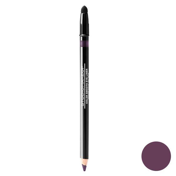 مداد چشم استودیو میکاپ مدل Color Smooth شماره 08