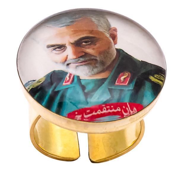 انگشتر زنانه صنایع دست ساز باربد طرحسردار کد gh1174