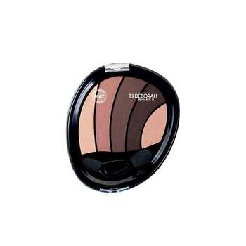 سایه چشم دبورا مدل smoky شماره 09