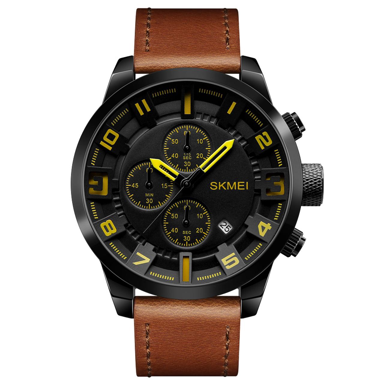ساعت مچی عقربه ای مردانه اسکمی مدل 1309              ارزان