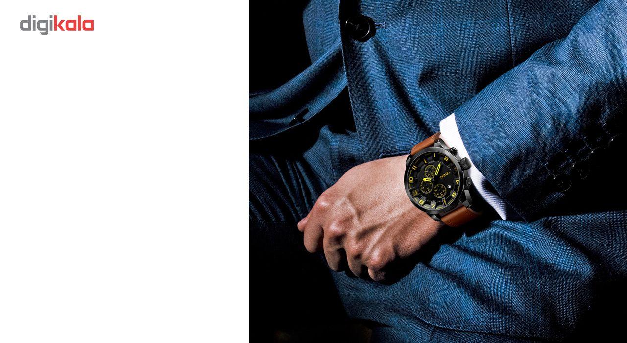 ساعت مچی عقربه ای مردانه اسکمی مدل 1309 -  - 4