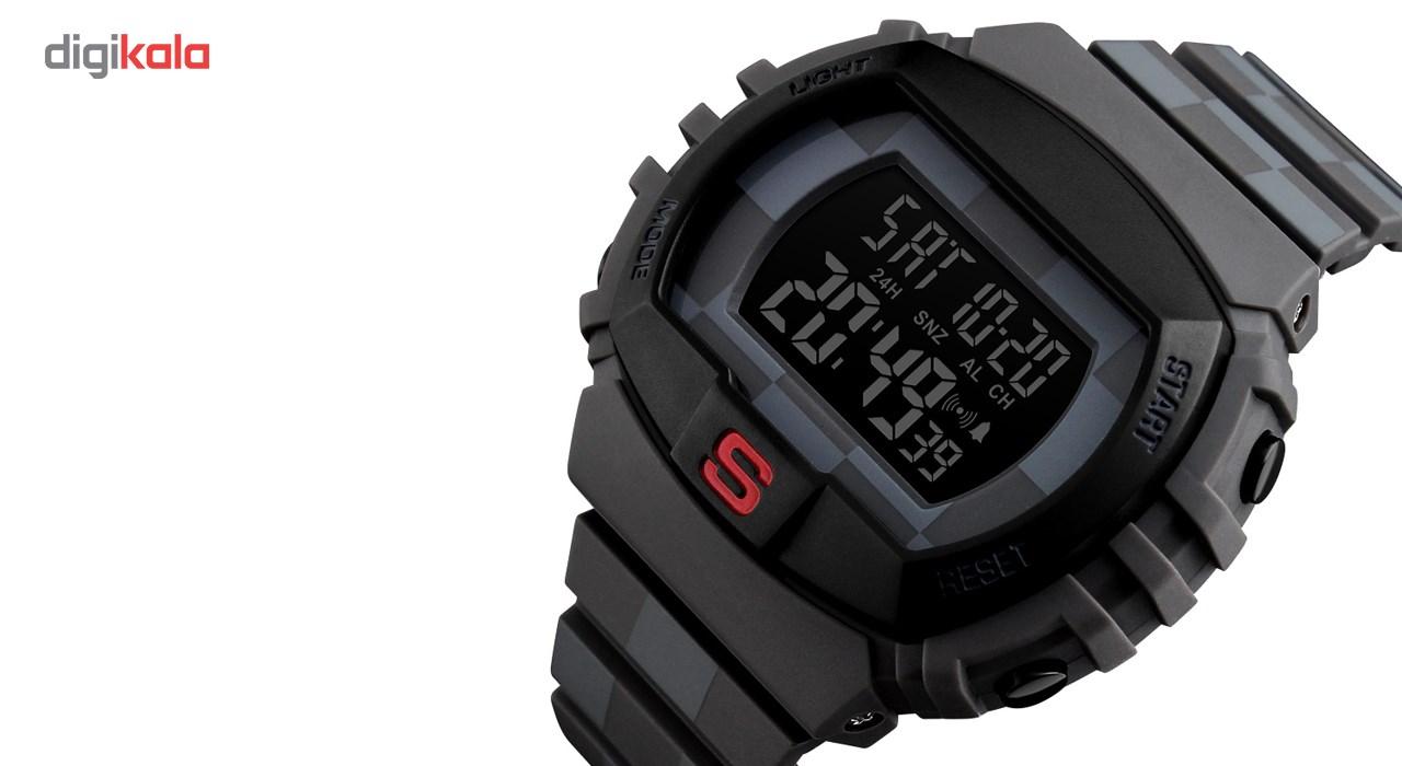 ساعت مچی دیجیتالی اسکمی مدل 1304 کد 02             قیمت