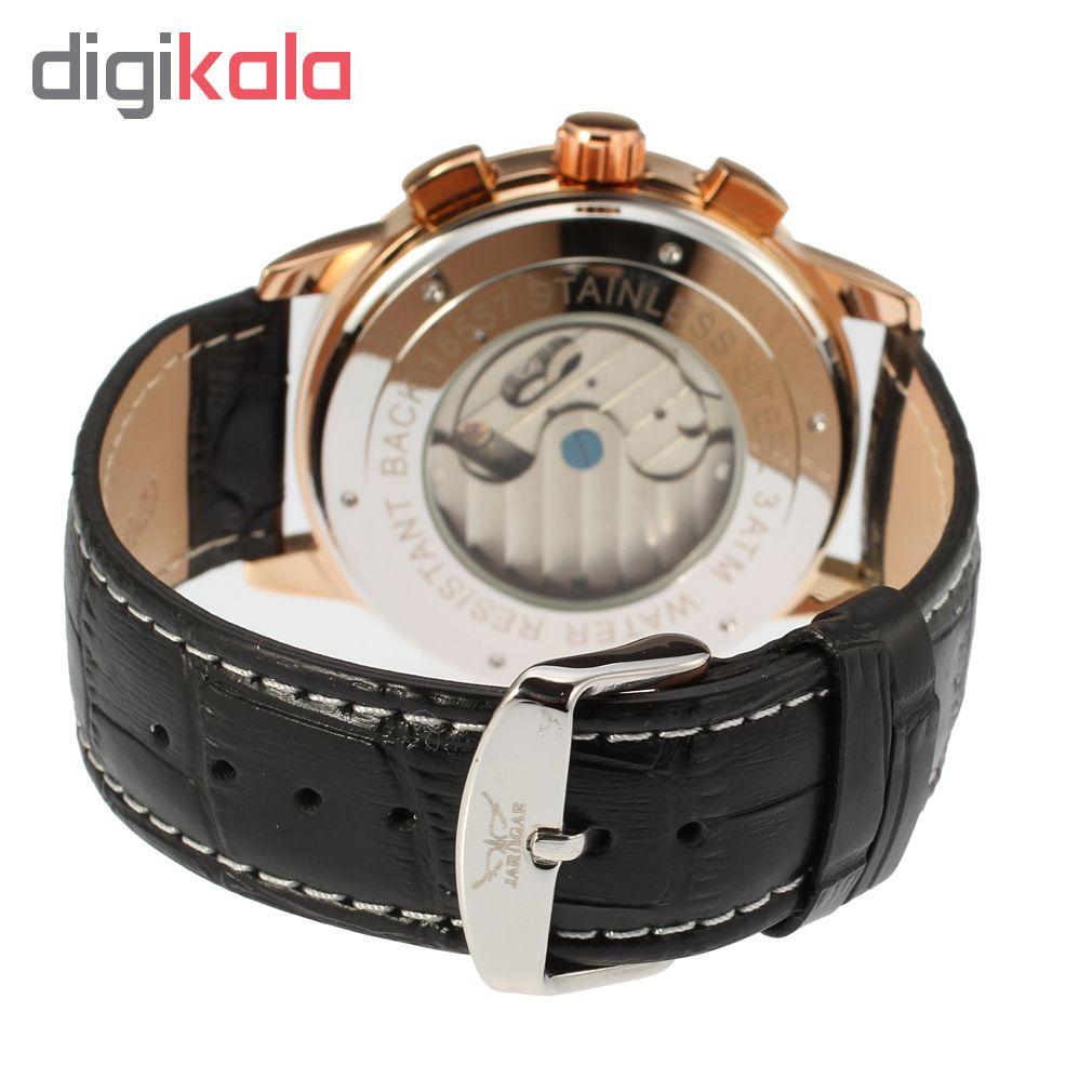 ساعت مچی عقربه ای مردانه جاراگار مدل JAG16557M3R1