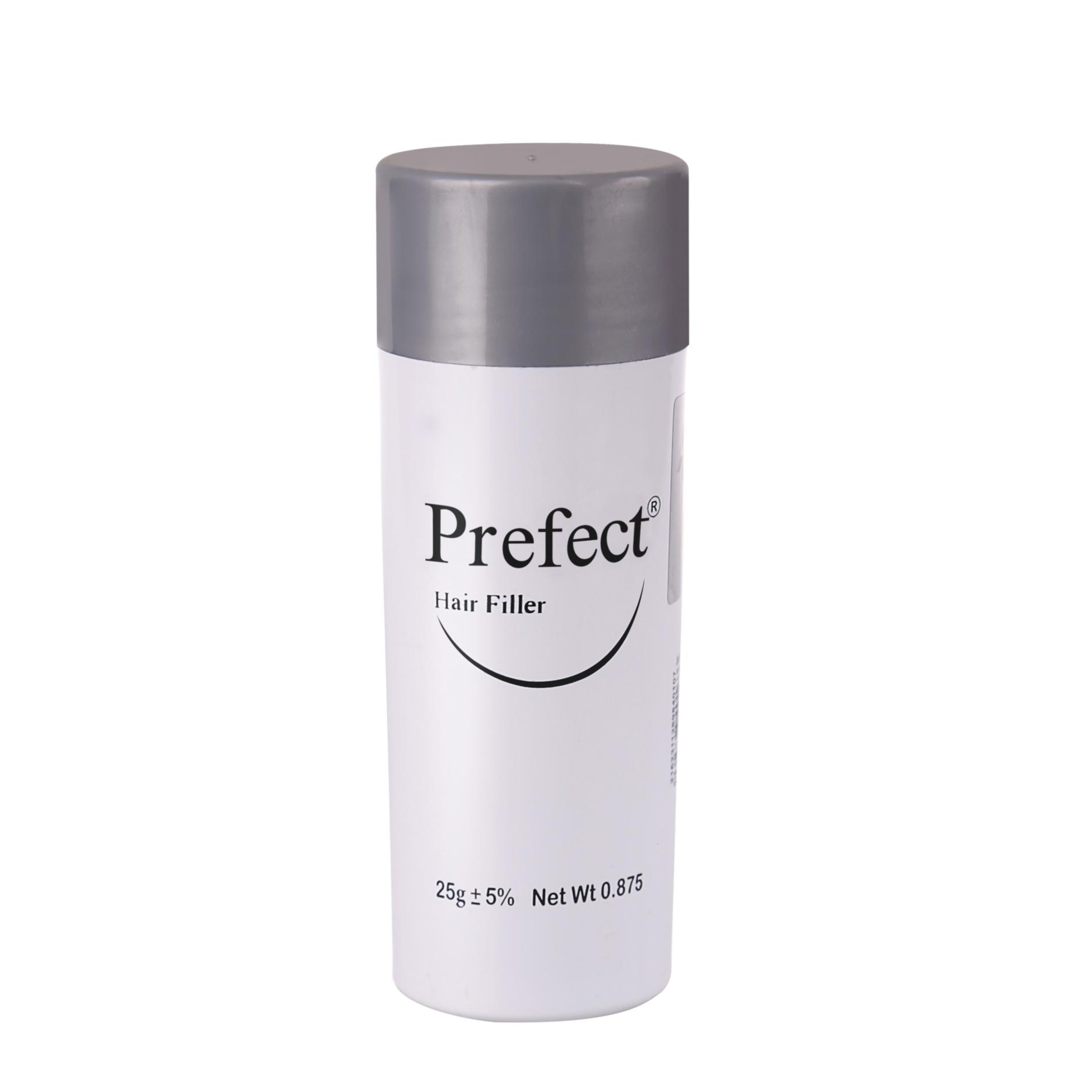 پودر پرپشت کننده مو پرفکت کد 06 مقدار 25 گرم رنگ قهوه ای روشن
