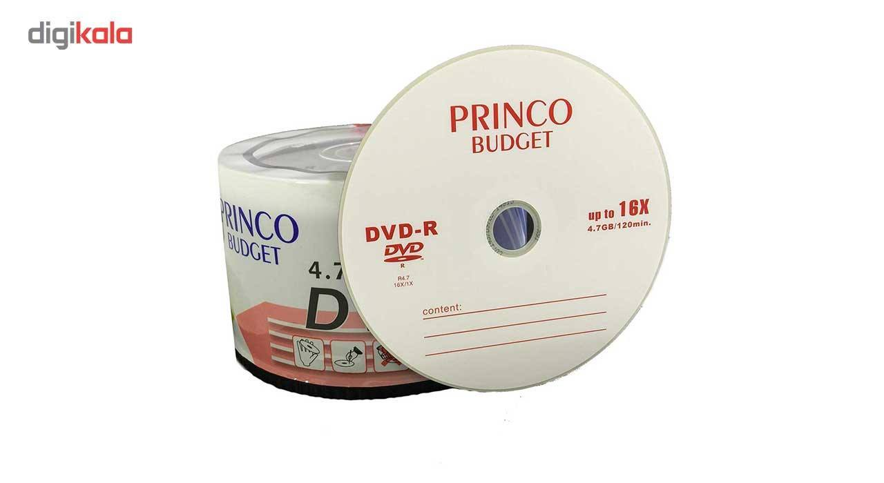 دی وی دی خام پرینکو بسته 50 عددی main 1 1