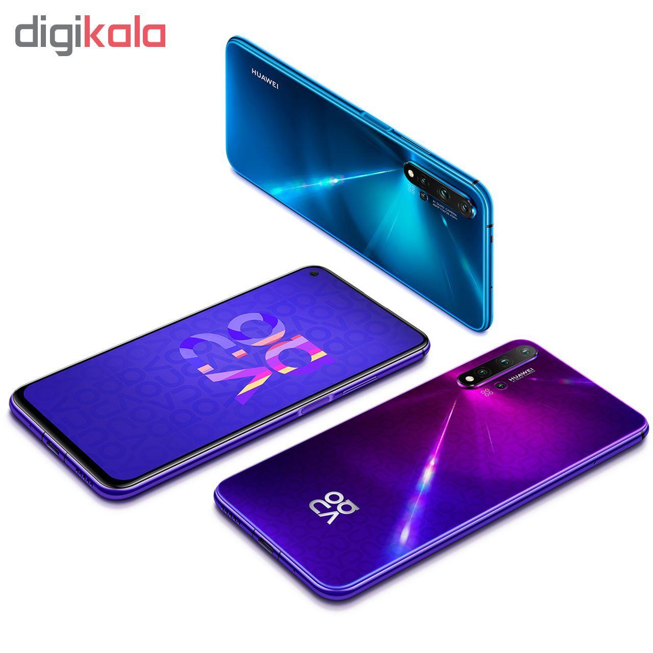 گوشی موبایل هوآوی مدل Nova 5T YAL-L21 دو سیم کارت ظرفیت 128 گیگابایت main 1 9