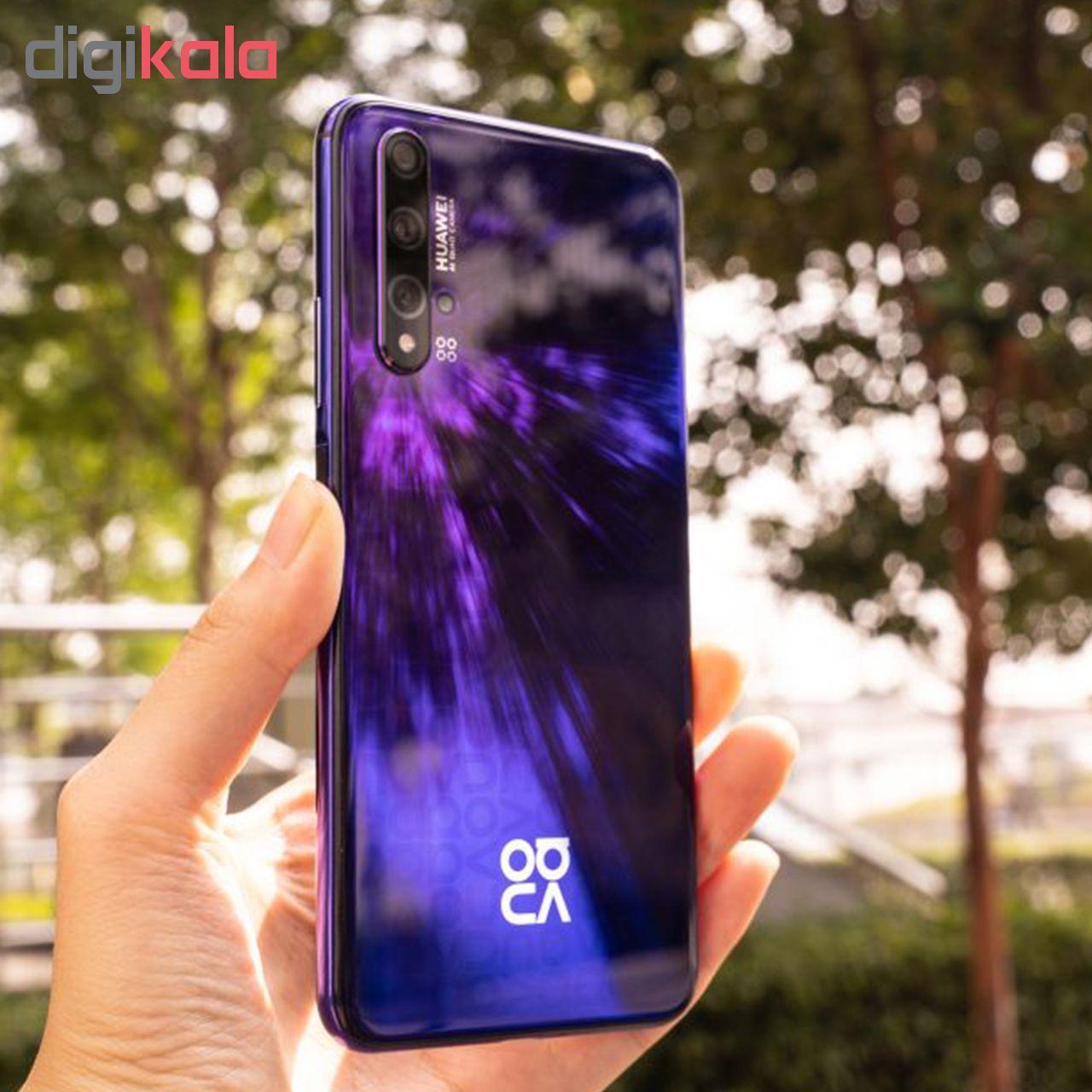 گوشی موبایل هوآوی مدل Nova 5T YAL-L21 دو سیم کارت ظرفیت 128 گیگابایت main 1 11