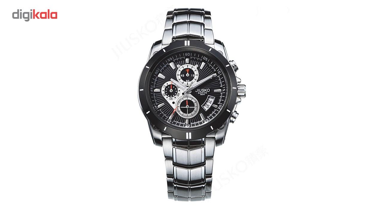 ساعت مچی عقربه ای مردانه جیوسکو مدل JSP0009L