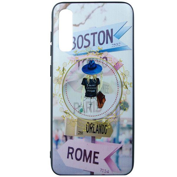 کاور مدل S17 مناسب برای گوشی موبایل سامسونگ Galaxy A70