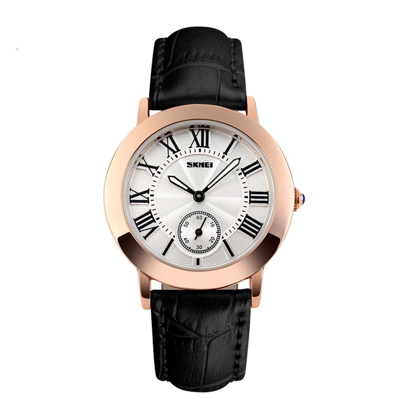 ساعت مچی عقربه ای زنانه اسکمی مدل 1083 کد 01