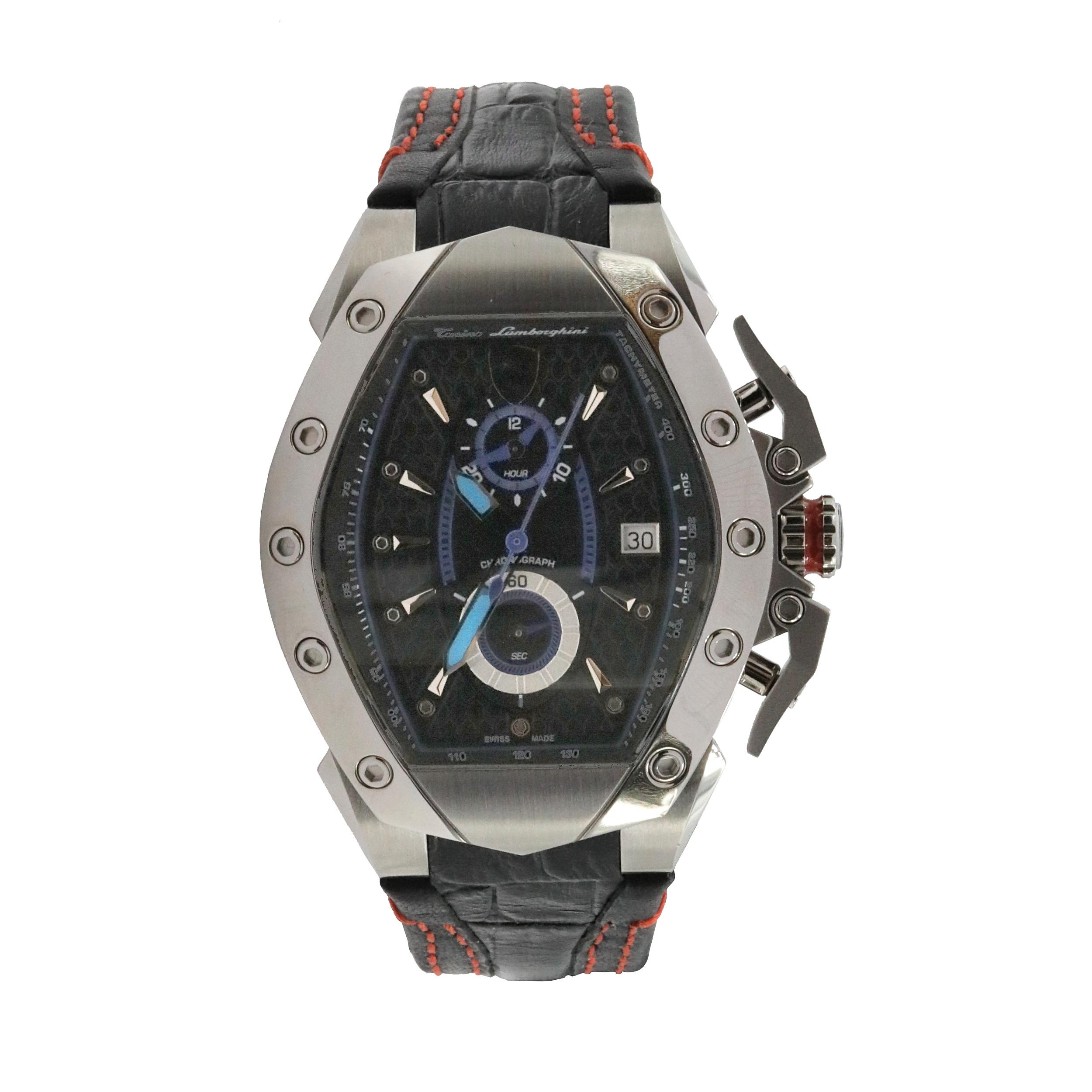 قیمت و خرید                      ساعت مچی عقربه ای مردانه تونینو لامبورگینی مدل TL-GT3-09
