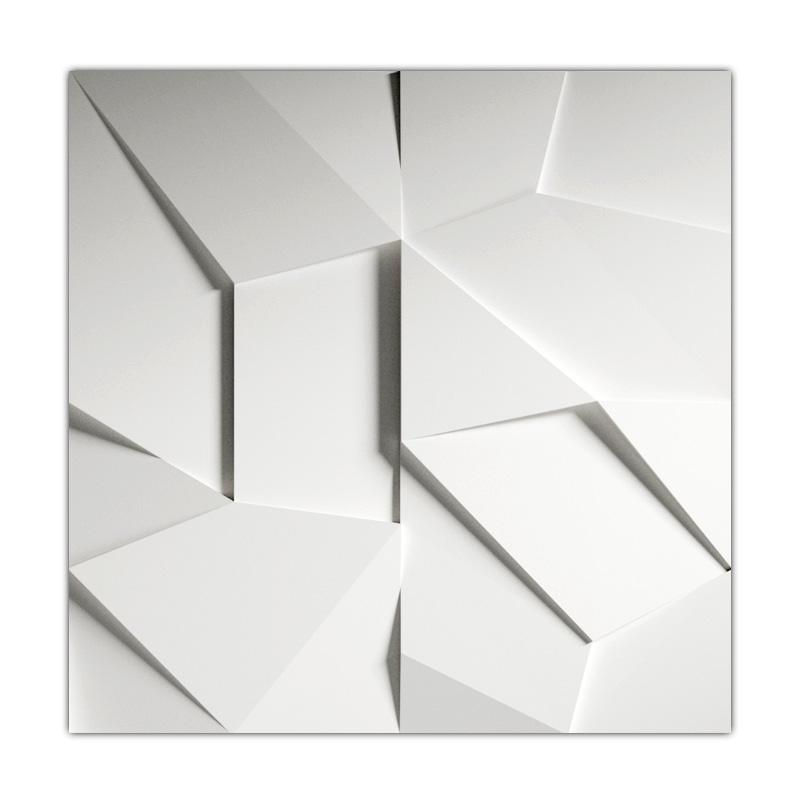 دیوارپوش سه بعدی والوکس مدل راک بسته 24 عددی