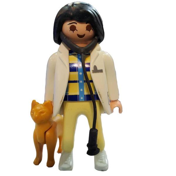 ساختنی مدل Doctor And Cat کد 043
