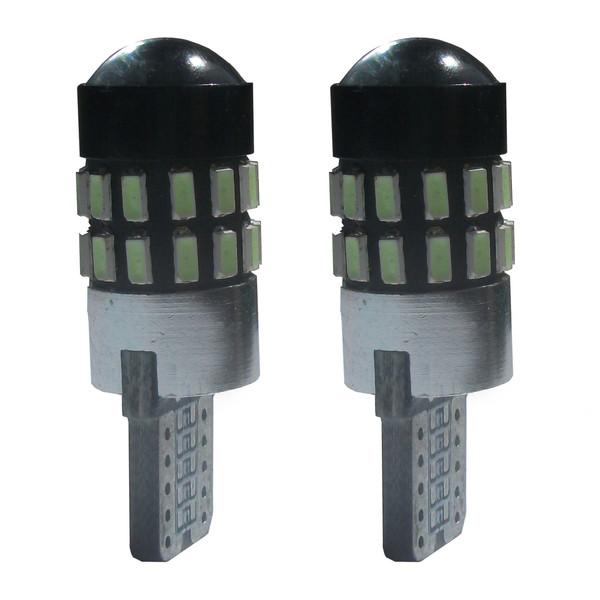 لامپ ال ای دی خودرو سام مدل 30 الترا بسته 2 عددی