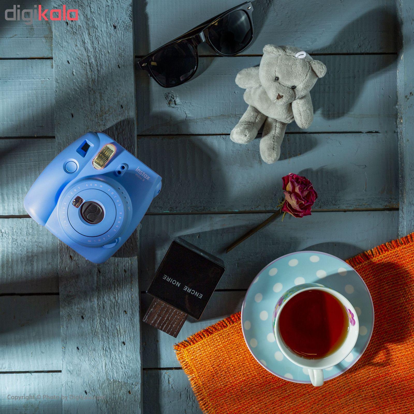 دوربین عکاسی چاپ سریع فوجی فیلم مدل Instax Mini 9 به همراه  فیلم مخصوص main 1 13