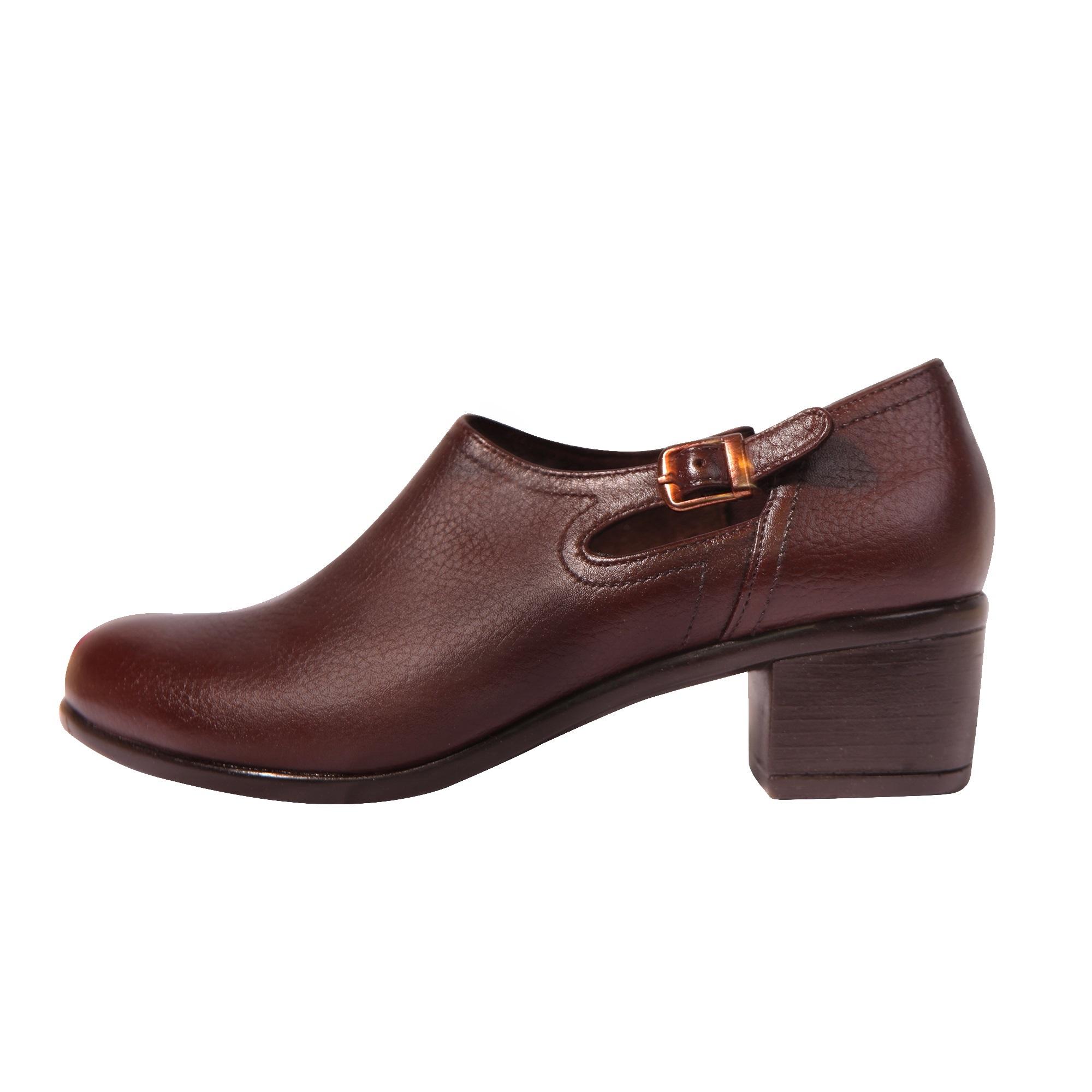 کفش زنانه روشن مدل 4030 کد 02              (قیمت و عکس)