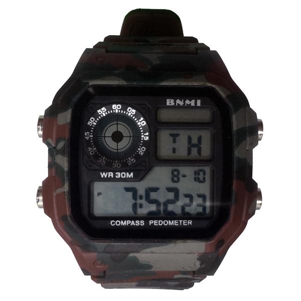ساعت مچی دیجیتال بی ان ام آی مدل 558