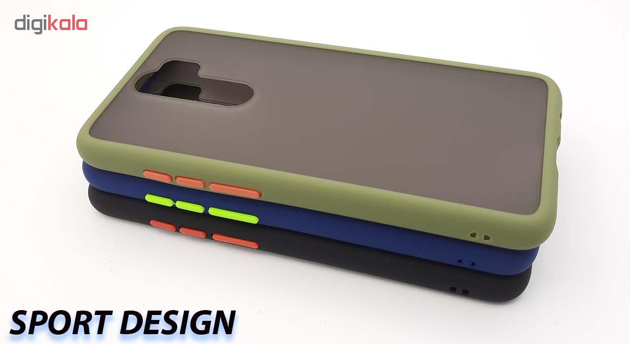 کاور کینگ پاور مدل M21 مناسب برای گوشی موبایل شیائومی Redmi Note 8 Pro main 1 6
