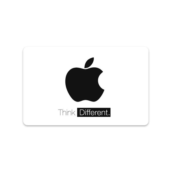 اپل آیدی بدون اعتبار اولیه مدل STK بسته 50 عددی