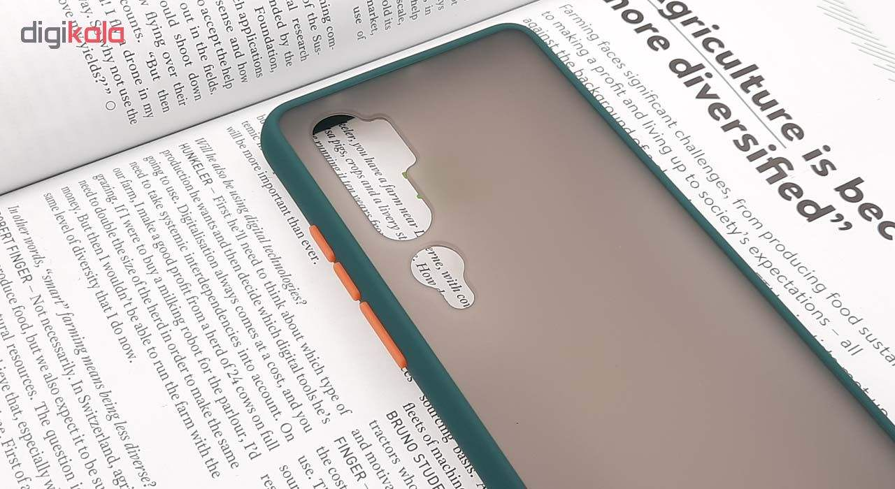 کاور کینگ پاور مدل M21 مناسب برای گوشی موبایل شیائومی Mi Note 10/Note 10 Pro/CC9 Pro