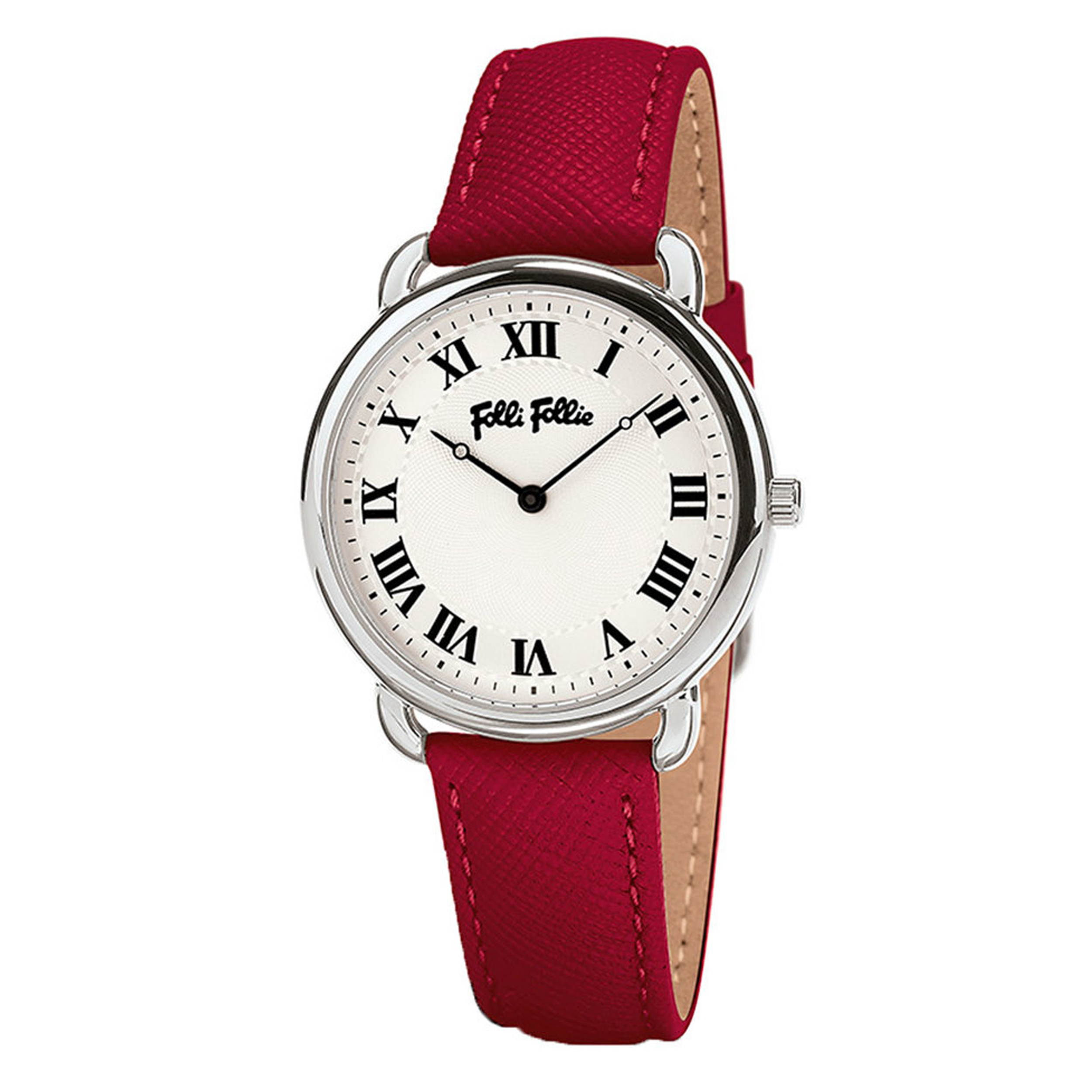 ساعت مچی عقربه ای زنانه فولی فولیه مدل WF16T013SPS-DR (بدون جعبه اورجینال)              ارزان