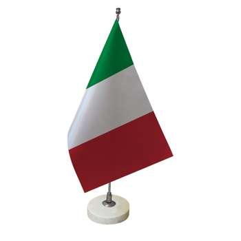 پرچم رومیزی طرح پرچم ایتالیا کد pr5