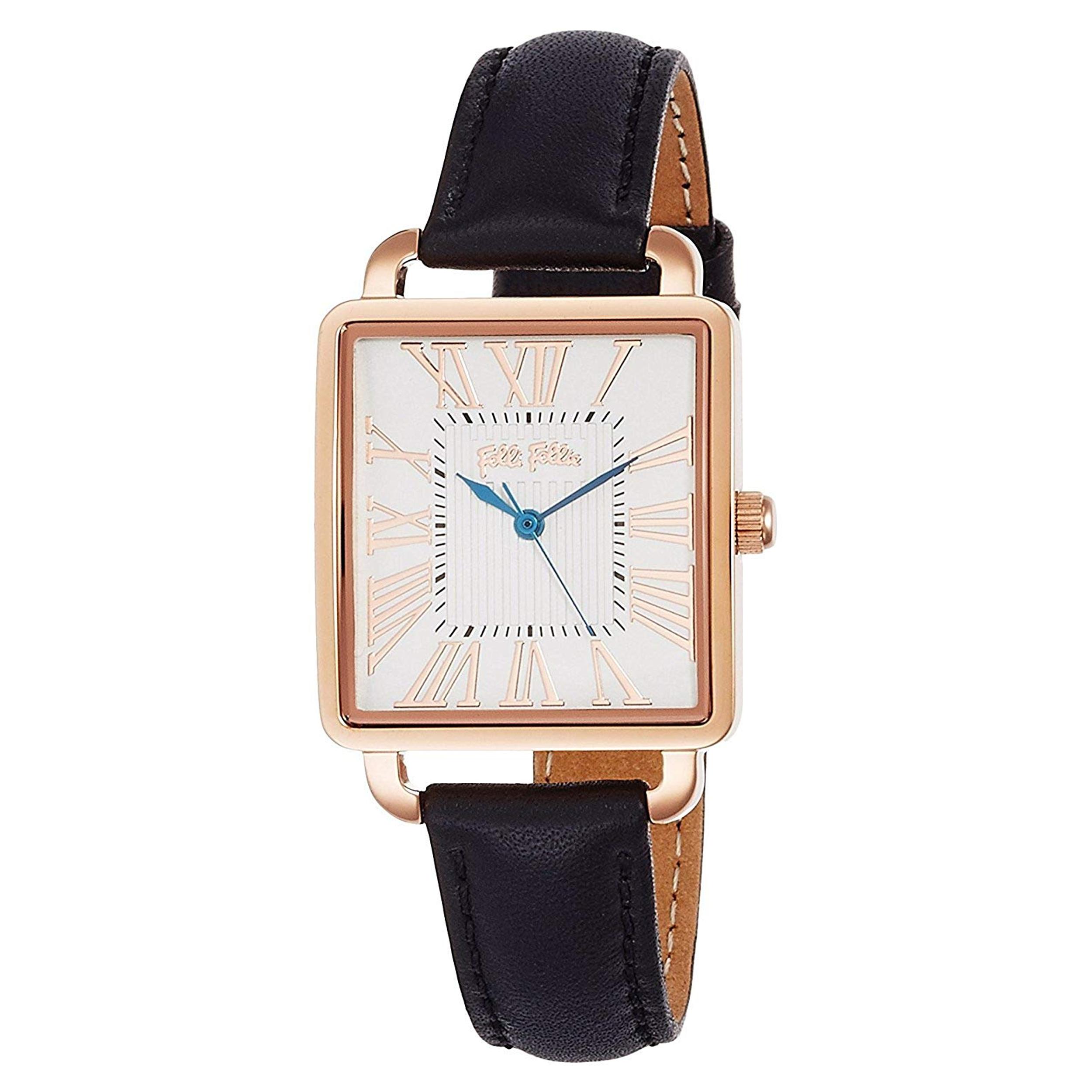 ساعت مچی عقربه ای زنانه فولی فولیه مدل WF16R012SPS-BK (بدون جعبه اورجینال)              خرید (⭐️⭐️⭐️)