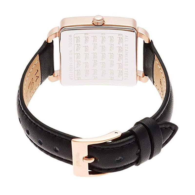 ساعت مچی عقربه ای زنانه فولی فولیه مدل WF16R012SPS-BK (بدون جعبه اورجینال)