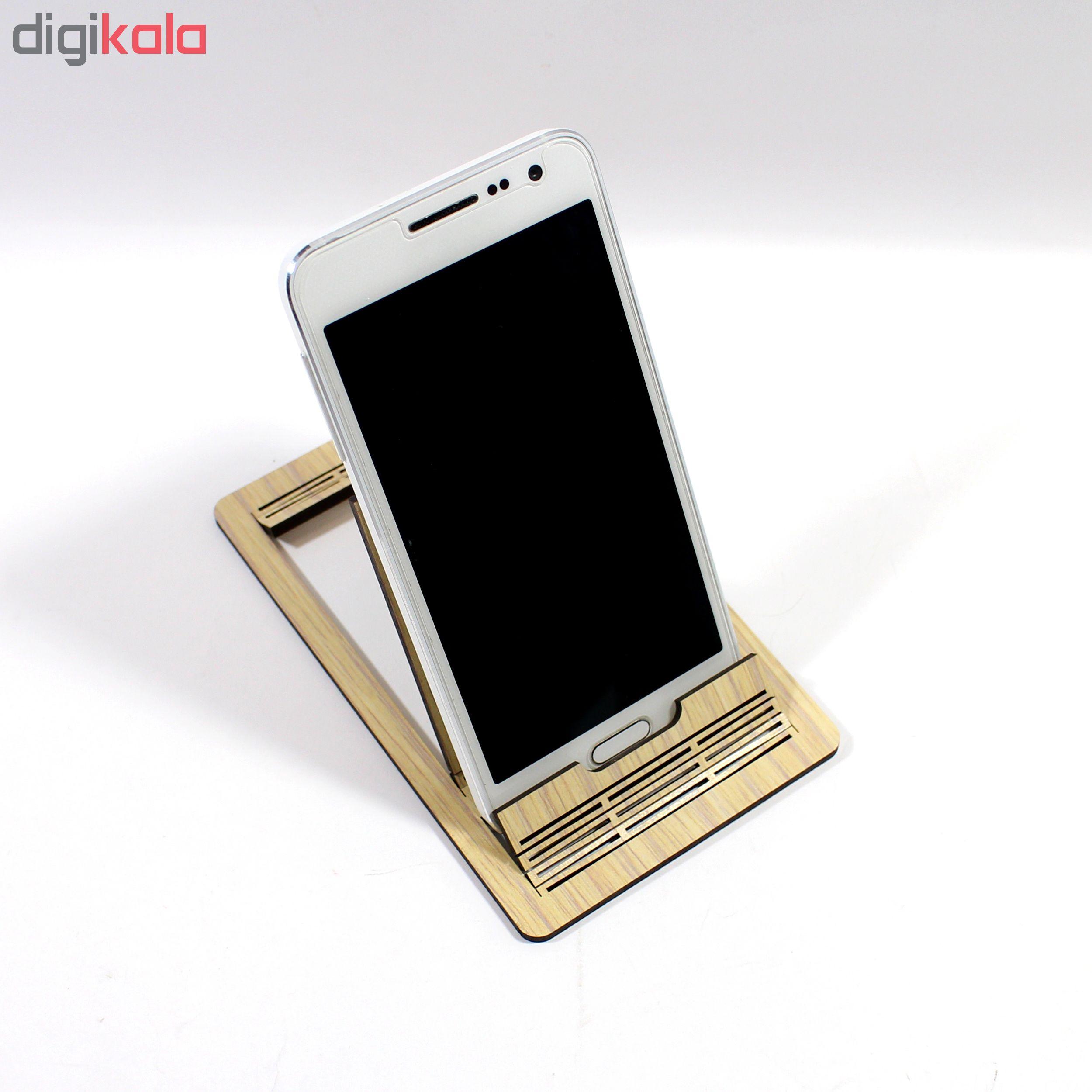 پایه نگهدارنده گوشی موبایل و تبلت وودی کد PS01 main 1 2