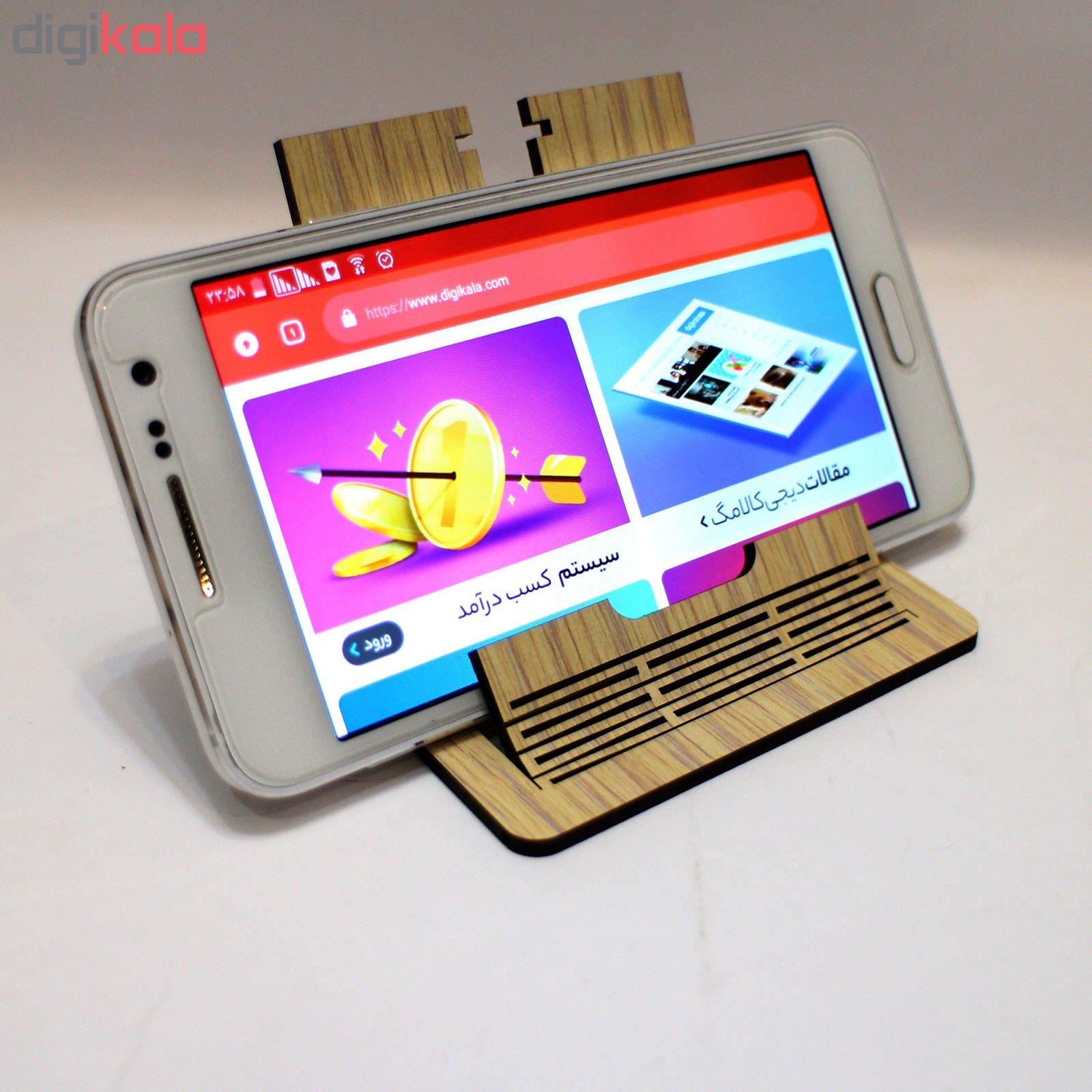 پایه نگهدارنده گوشی موبایل و تبلت وودی کد PS01 main 1 4