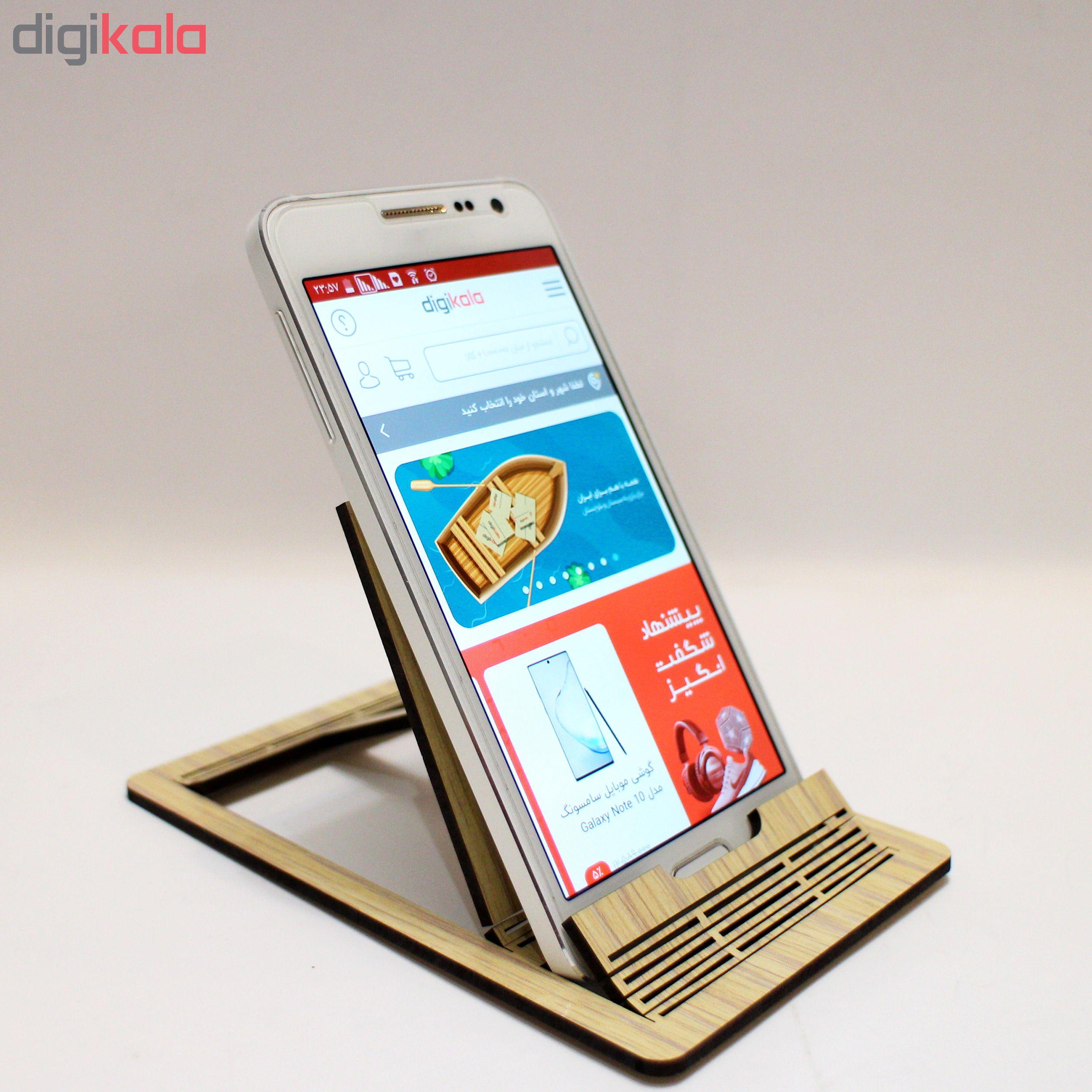پایه نگهدارنده گوشی موبایل و تبلت وودی کد PS01 main 1 5