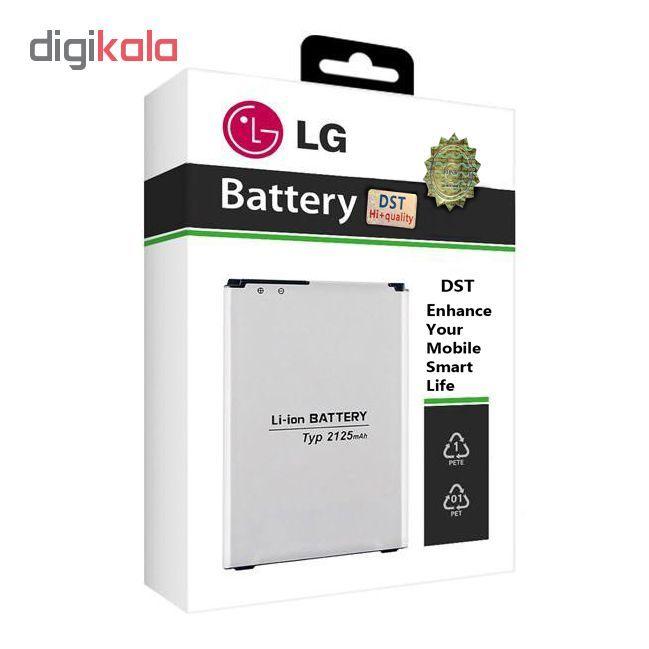 باتری موبایل مدل BL-45A1H ظرفیت 2300 میلی آمپر ساعت مناسب برای گوشی موبایل ال جی K10 2016  main 1 3