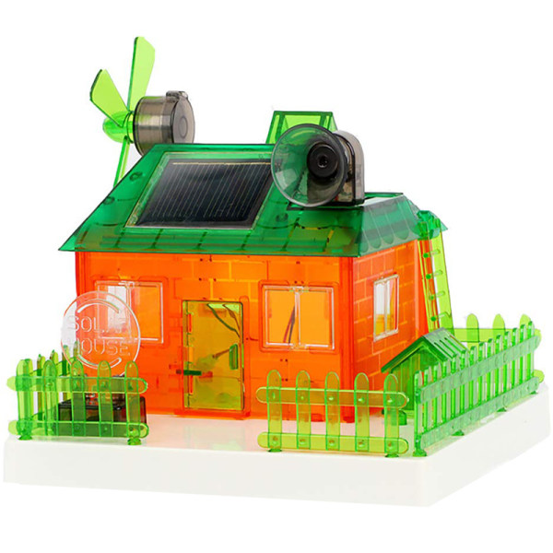 ساختنی کیوت سان لایت مدل Solar Energy Concept House