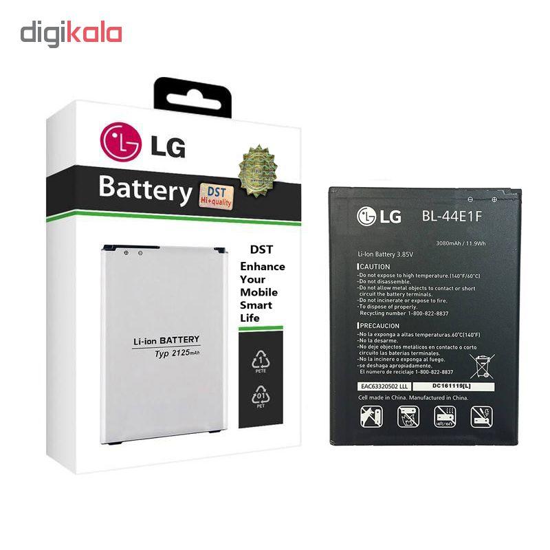 باتری موبایل مدل BL-44E1F ظرفیت 3080 میلی آمپر ساعت مناسب برای گوشی موبایل ال جی V20 main 1 1