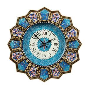 ساعت دیواری مدل خورشیدی کد 43
