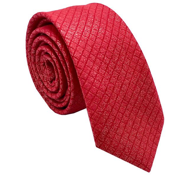 کراوات مردانه هکس ایران مدل KT-RD LZ