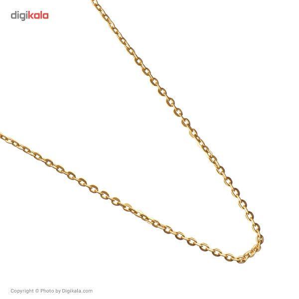 زنجیر طلا 18 عیار ماهک مدل MM0353 - مایا ماهک -  - 3
