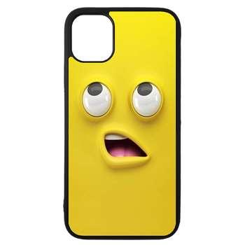 کاور طرح شکلک کد 11050591 مناسب برای گوشی موبایل اپل iphone 11 pro