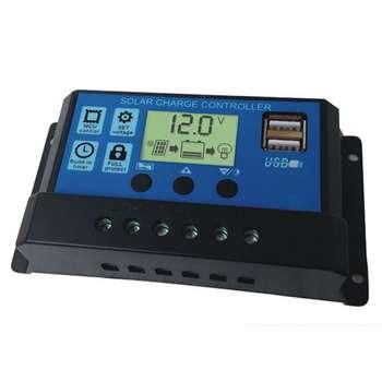 کنترل کننده شارژ خورشیدی مدل A10