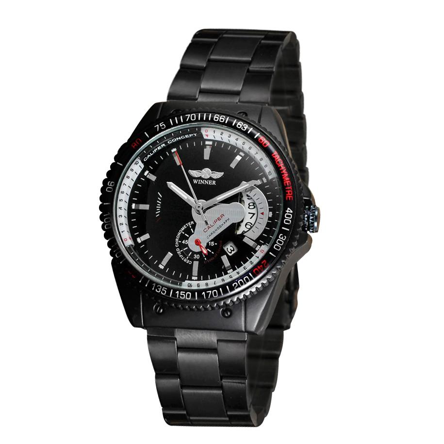 کد تخفیف                                      ساعت مچی عقربه ای مردانه وینر مدل WRG8029M4B3