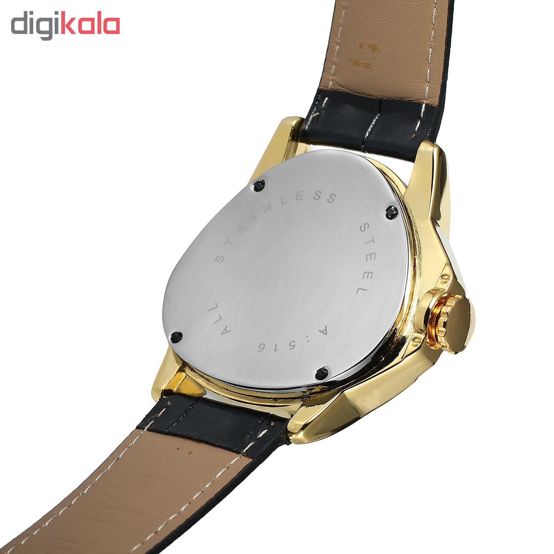 ساعت مچی عقربه ای مردانه وینر مدل WRG8081M3G2