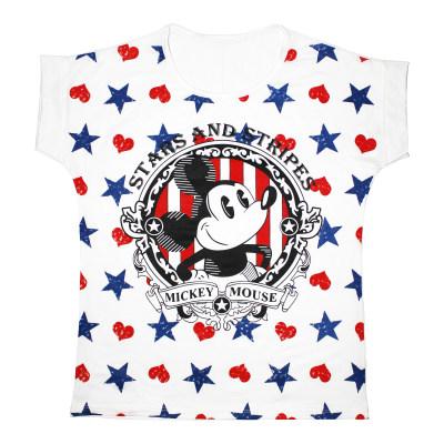 تی شرت زنانه مدل Stars کد 1202