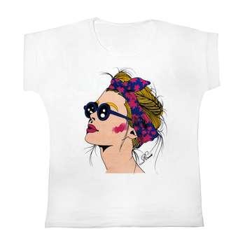 تی شرت زنانه مدل Rosoti کد 1216