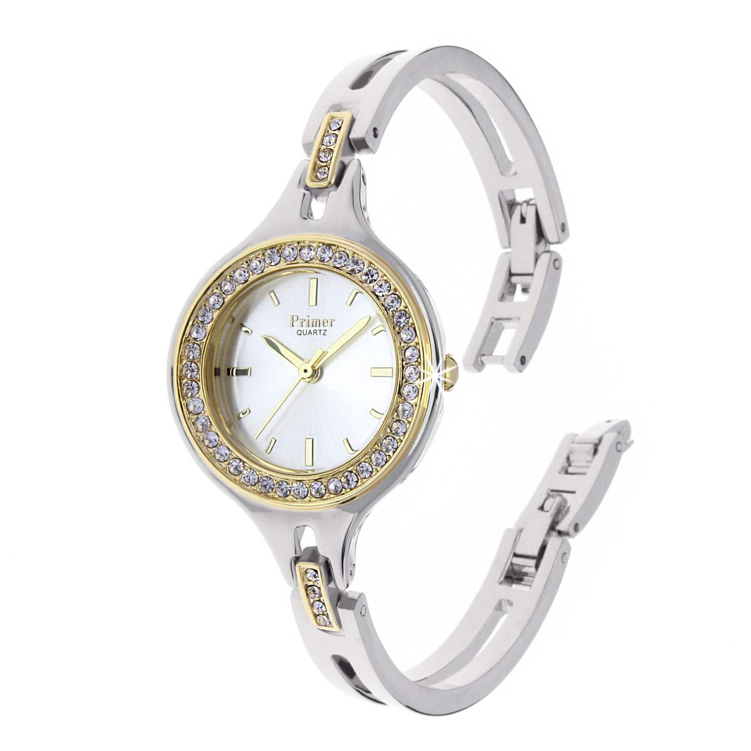 ساعت مچی عقربه ای زنانه پرایمر مدل MO-032-GG مناسب برای سایز مچ زیر 17 سانتی متر              خرید (⭐️⭐️⭐️)